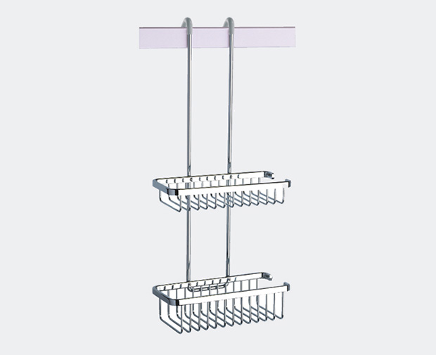 G253-000 Hanging Double Basket