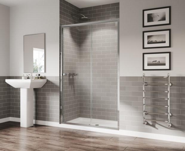 Gb 5 Sliding Door Shower Enclosure Coram Showers