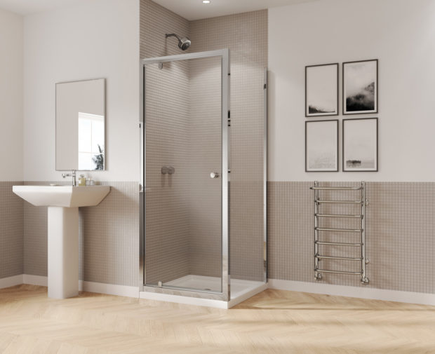 Gb 5 Side Panel Shower Enclosure Accessories Coram Showers