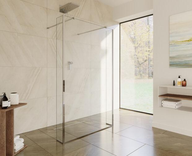 Glass Shower Panels Coram Showers